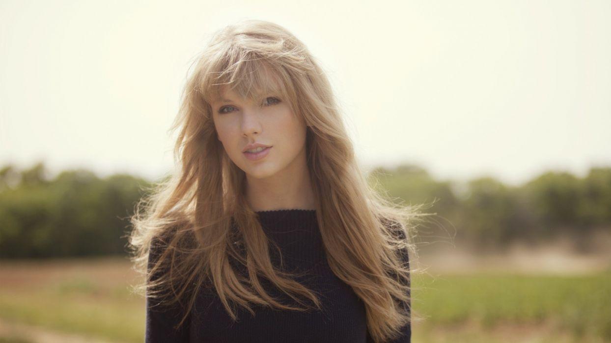 taylor swift blonde singer face eyes hair sun background wallpaper