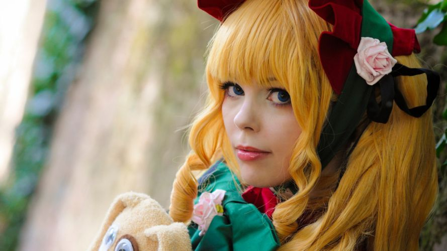 uniform costume cosplay girl f wallpaper