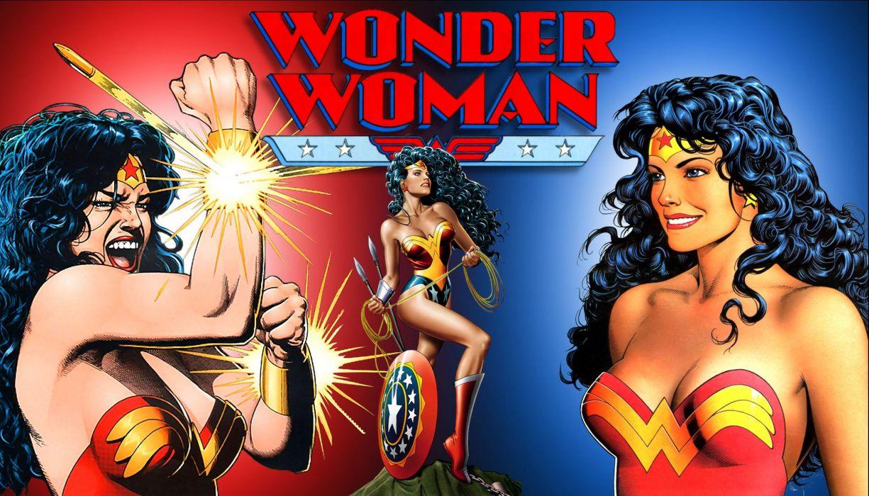 Wonder Woman DC wallpaper