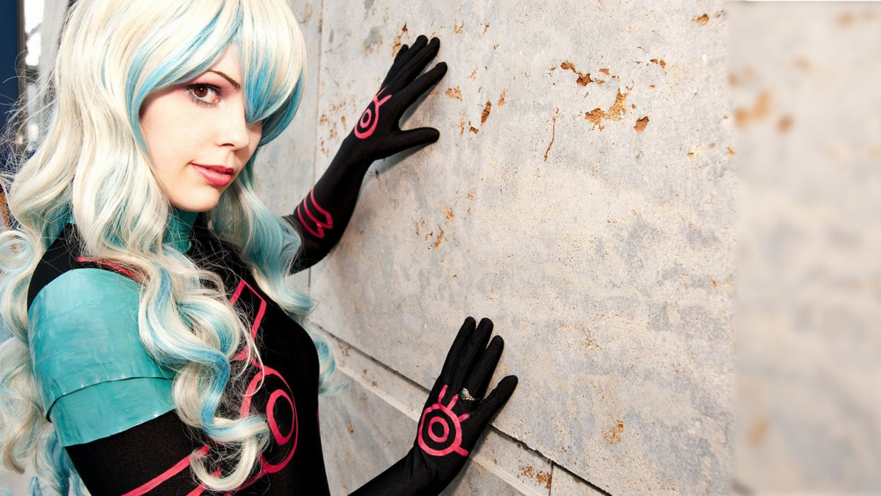 y l fetish uniform costume cosplay girl     f wallpaper