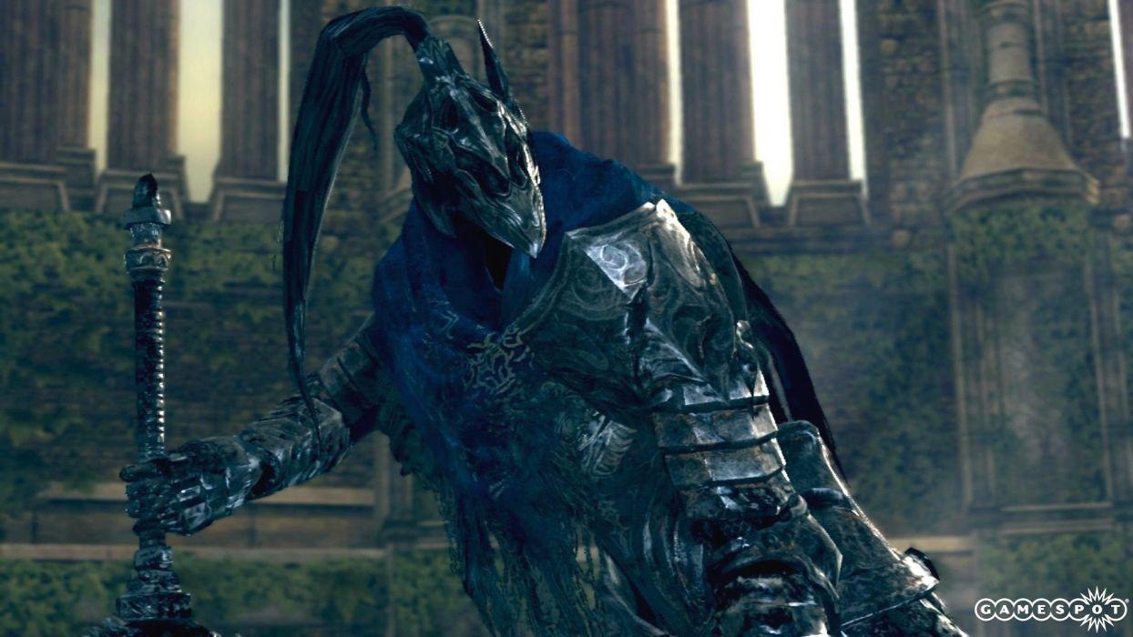 Dark Souls Prepare to Die fantasy warrior wallpaper