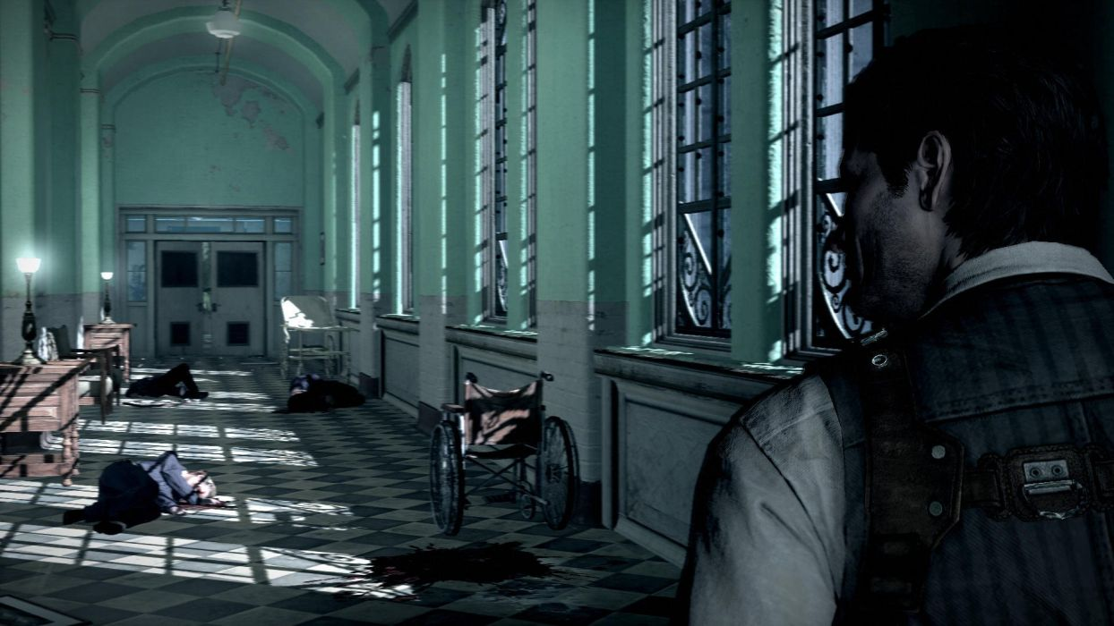 THE EVIL WITHIN survival horror dark     ew wallpaper