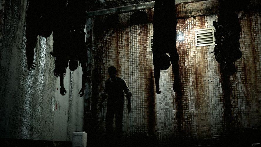 THE EVIL WITHIN survival horror dark gd wallpaper