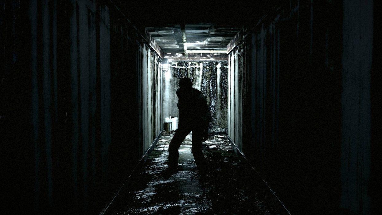 THE EVIL WITHIN survival horror dark    fd wallpaper