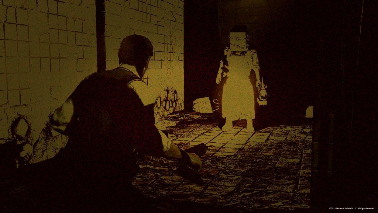 THE EVIL WITHIN survival horror dark    hf wallpaper