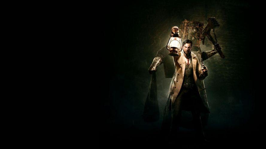 THE EVIL WITHIN survival horror dark sg wallpaper