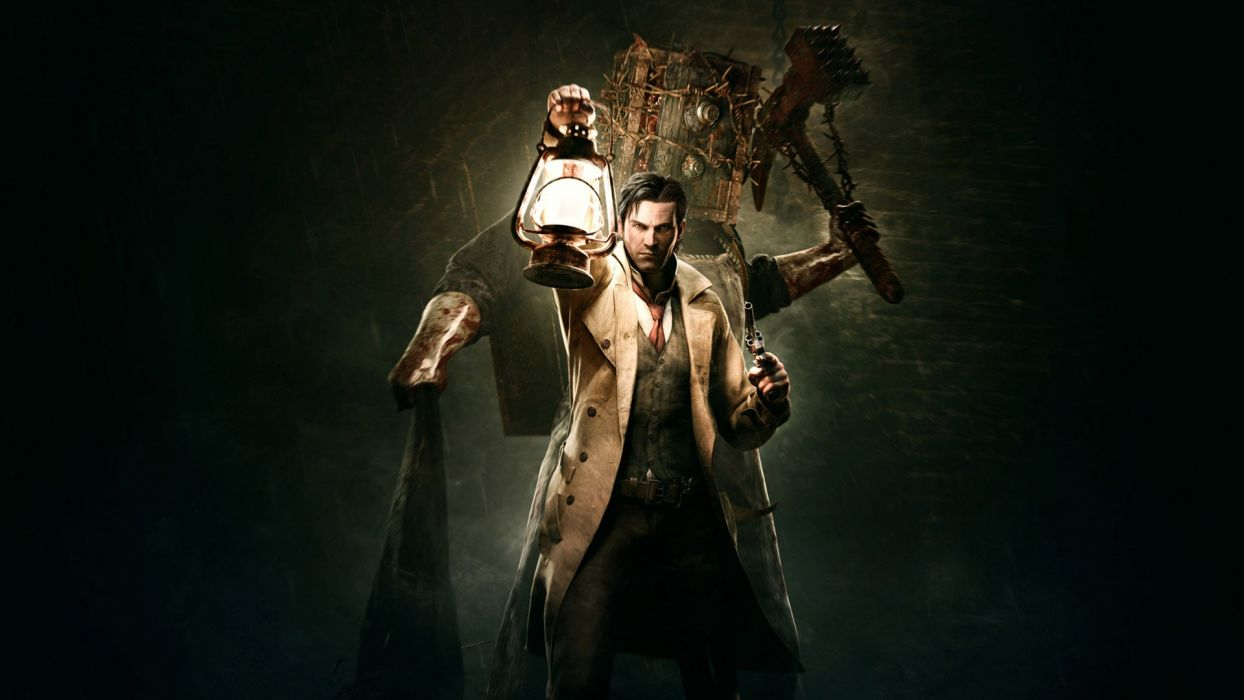 THE EVIL WITHIN survival horror dark   wg wallpaper