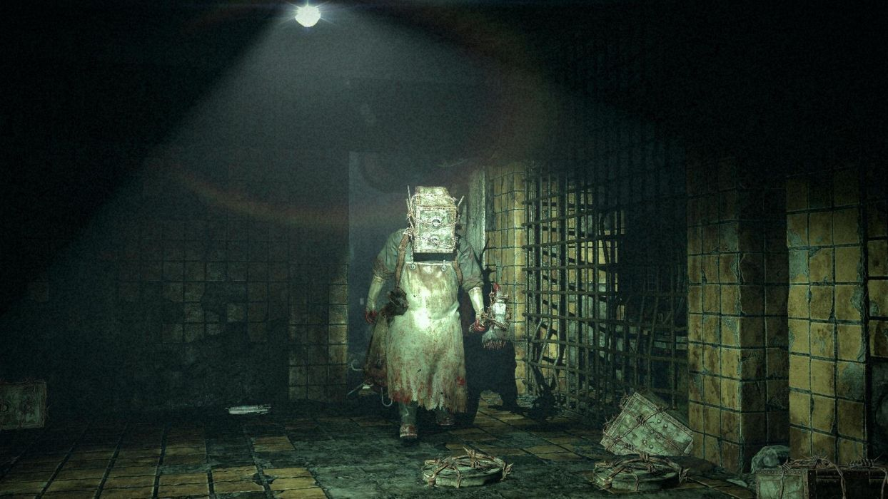 THE EVIL WITHIN survival horror dark blood       fd wallpaper