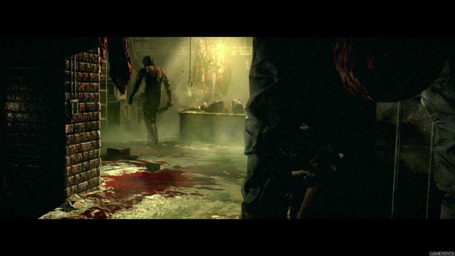 THE EVIL WITHIN survival horror dark blood mx wallpaper