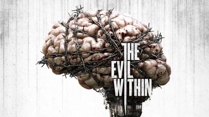 THE EVIL WITHIN survival horror dark poster gs wallpaper
