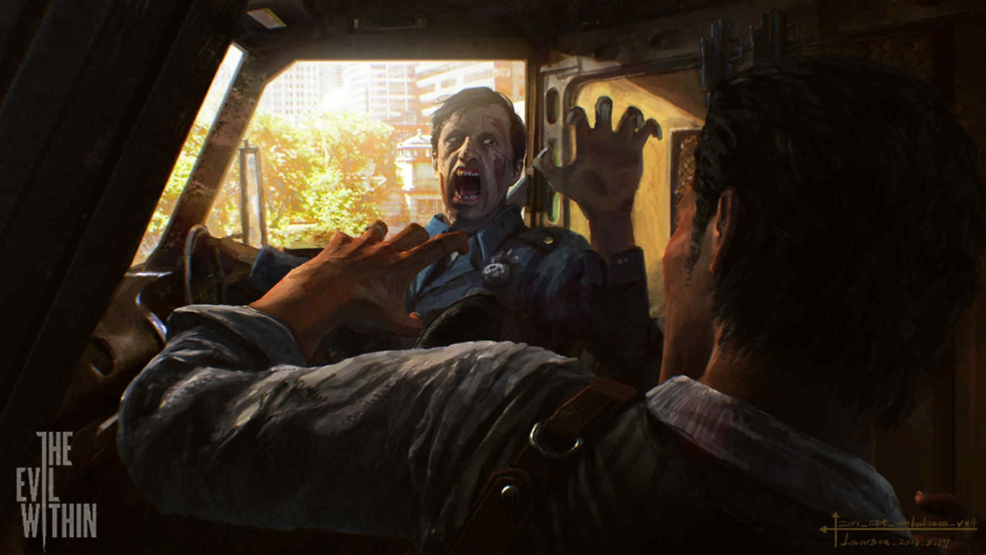 Zombie Survival Wallpaper The Evil Within Survival
