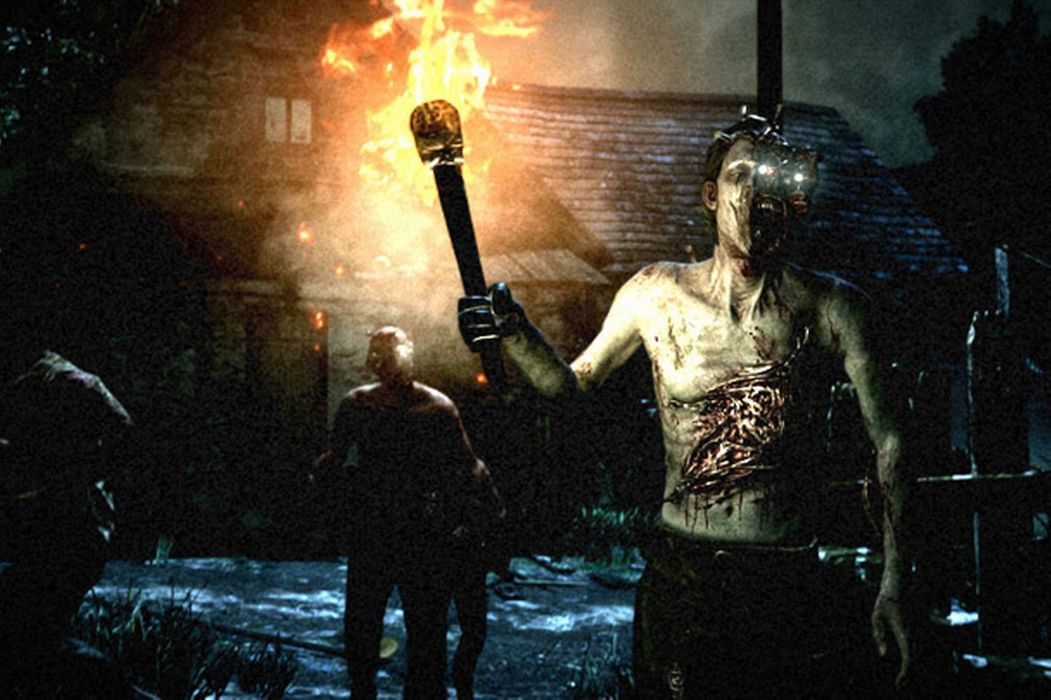 THE EVIL WITHIN survival horror dark zombie demon    d wallpaper