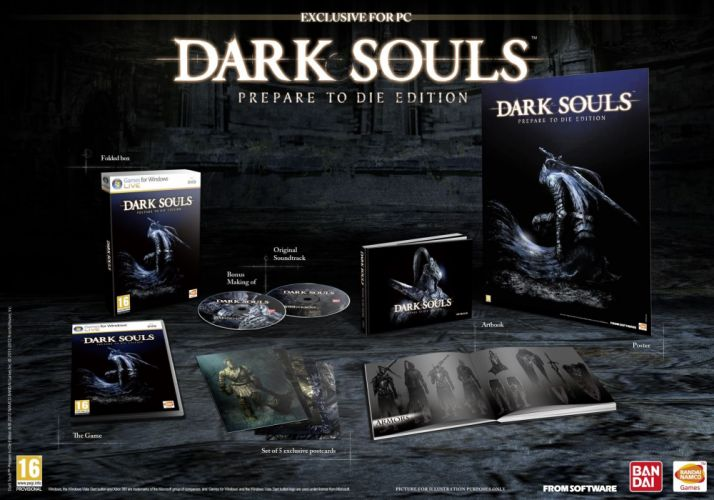 Dark Souls Prepare to Die fantasy warrior (3) wallpaper
