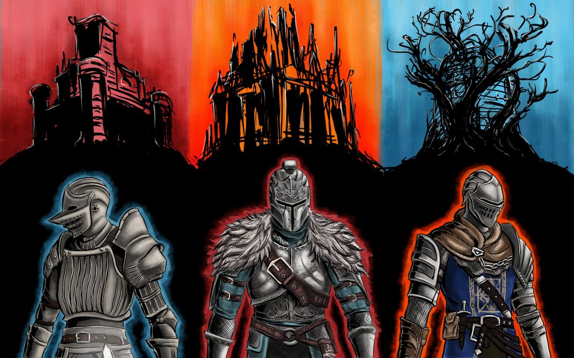 Dark Souls Prepare to Die fantasy warrior (1) wallpaper