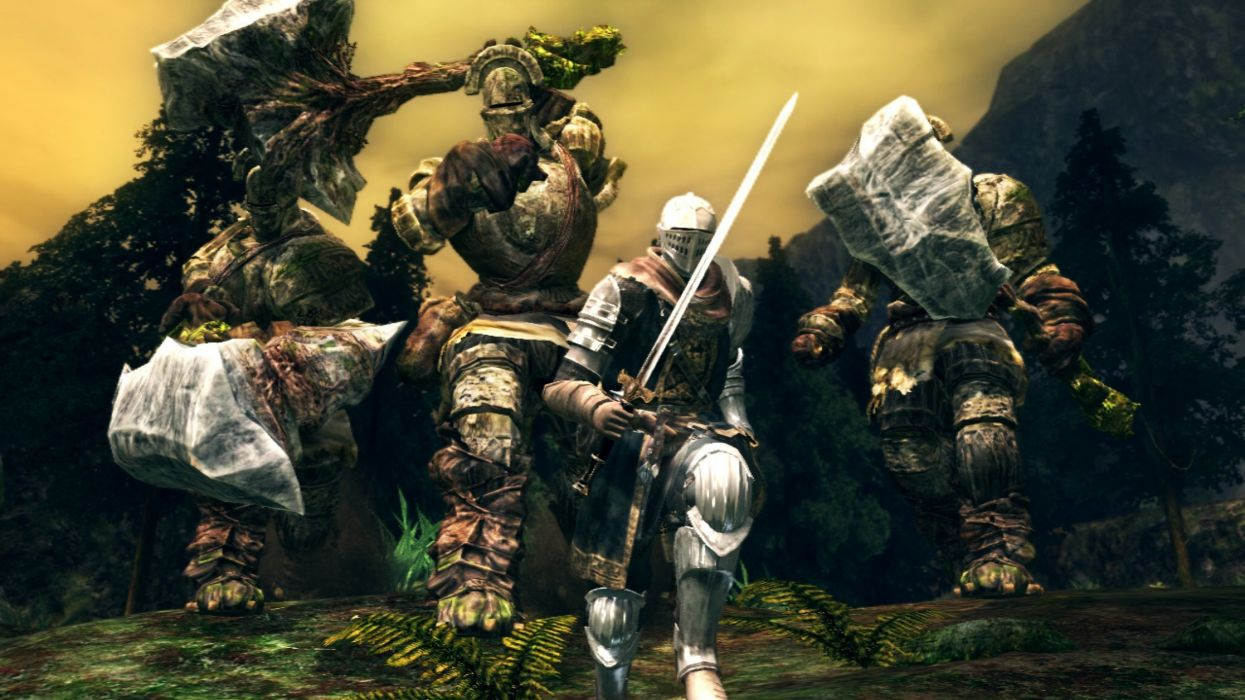 Dark Souls Prepare to Die fantasy warrior (2) wallpaper