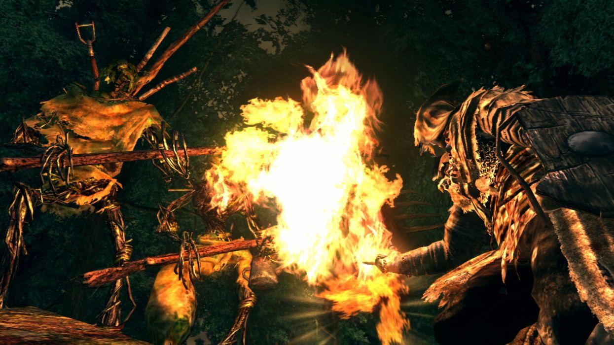 Dark Souls Prepare to Die fantasy warrior (7) wallpaper