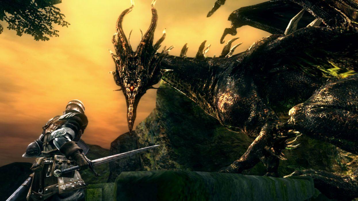 Dark Souls Prepare to Die fantasy warrior (9) wallpaper