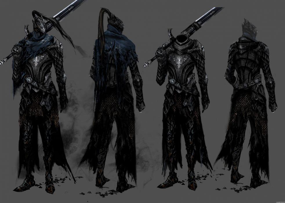 Dark Souls Prepare to Die fantasy warrior (10) wallpaper