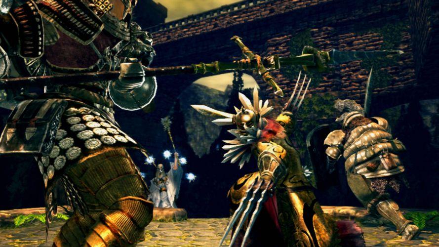 Dark Souls Prepare to Die fantasy warrior (12) wallpaper