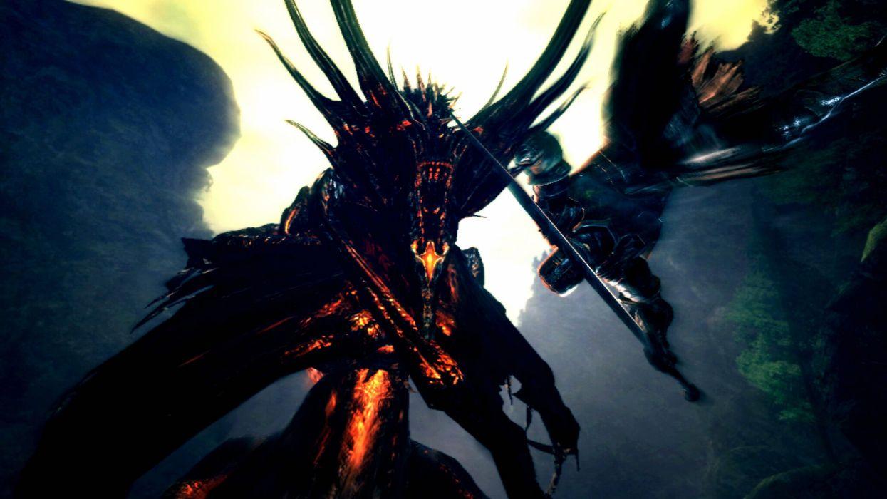 Dark Souls Prepare to Die fantasy warrior (13) wallpaper
