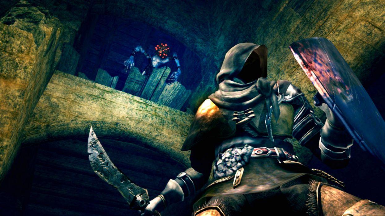 Dark Souls Prepare to Die fantasy warrior (14) wallpaper