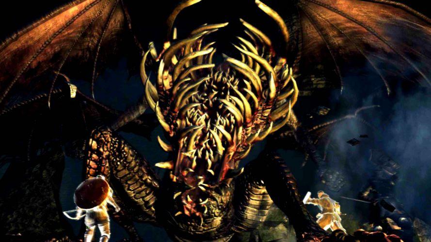 Dark Souls Prepare to Die fantasy warrior (18) wallpaper