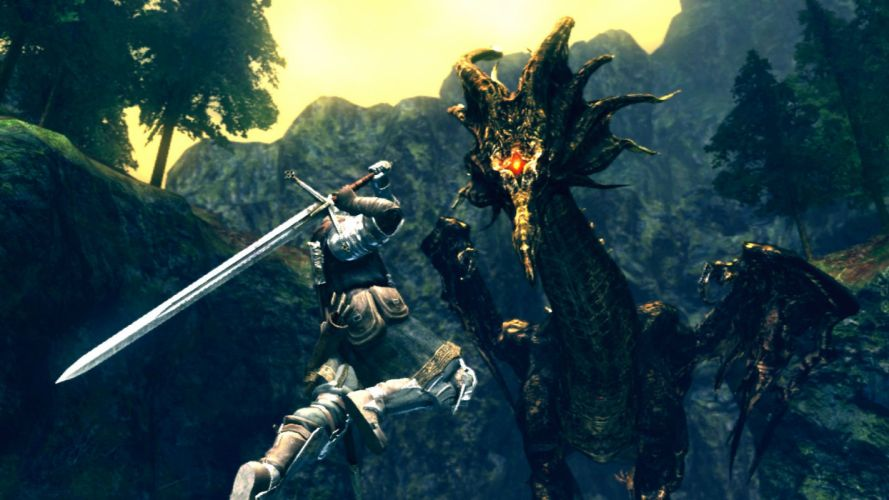 Dark Souls Prepare to Die fantasy warrior (20) wallpaper
