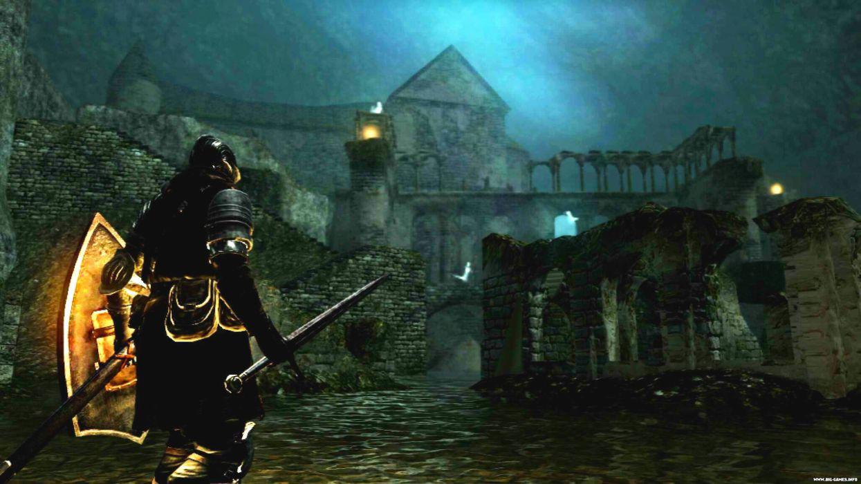 Dark Souls Prepare to Die fantasy warrior (21) wallpaper