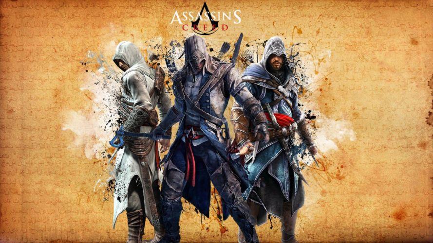 Assassins Creed Assassins Creed 3 Ezio Auditore da Firenze wallpaper