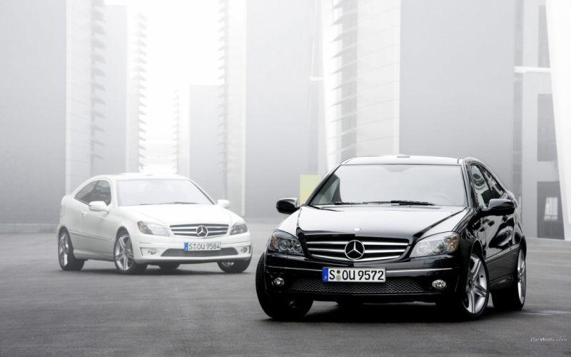 cars vehicles Mercedes-Benz wallpaper