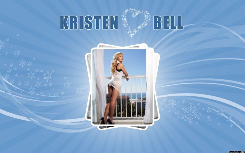 Kristen Bell wallpaper