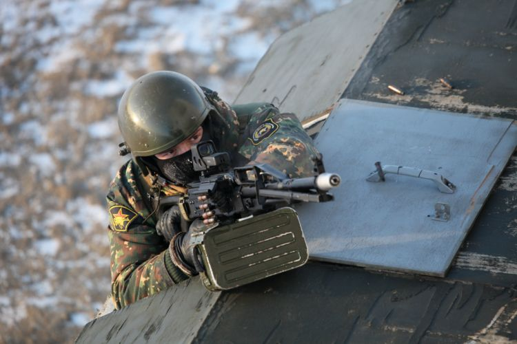army russian special forces gru spetznaz troops wallpaper