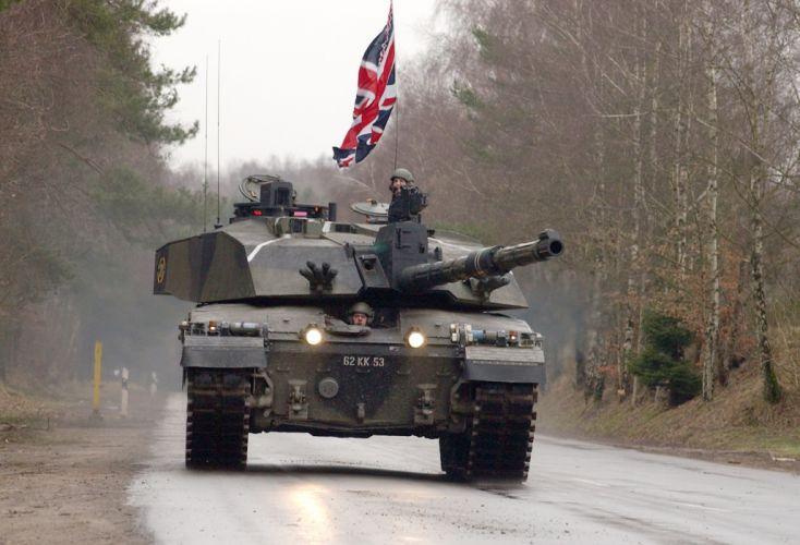 mbt tank uk england chalenger war wallpaper