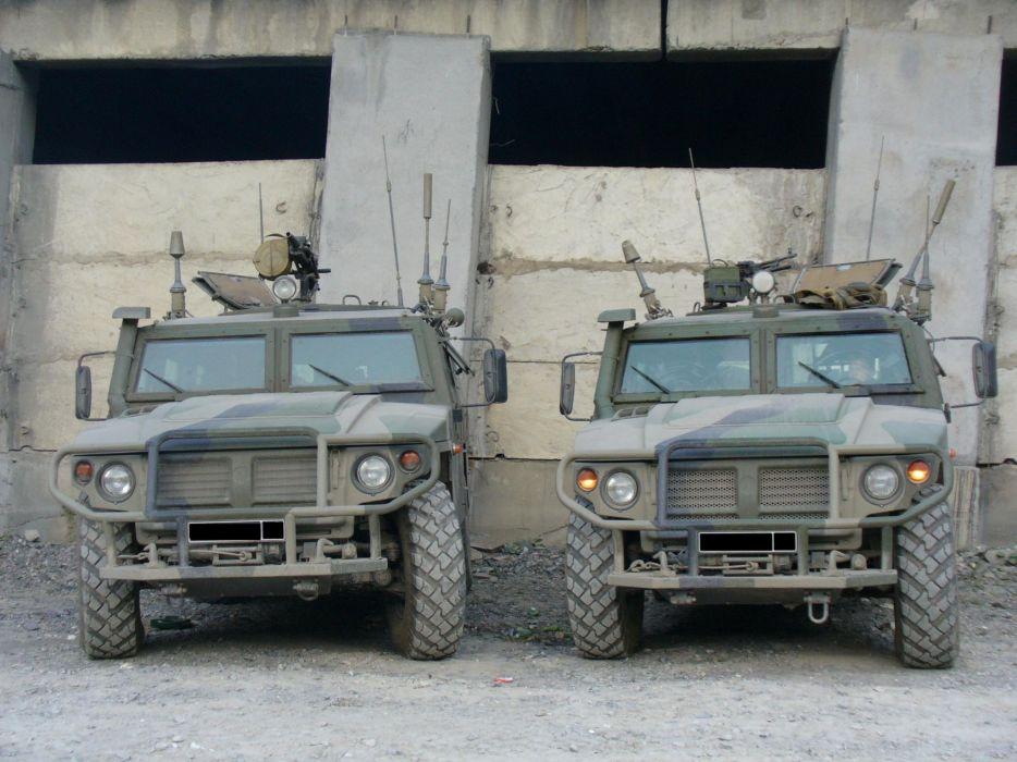 russian army gaz 4x4 wallpaper