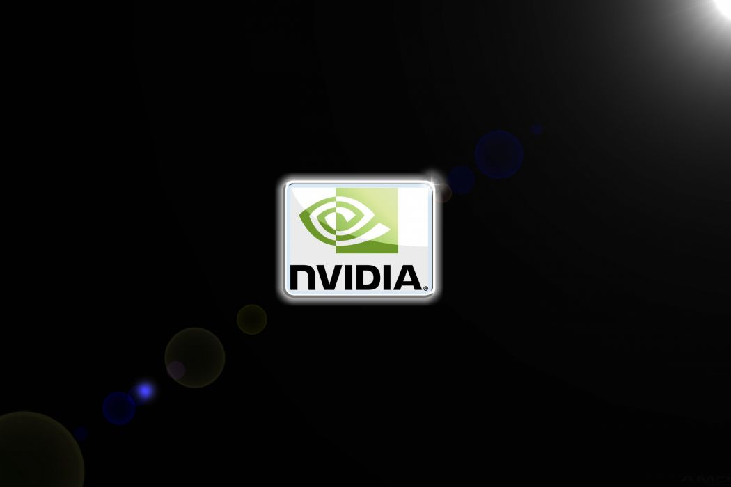 nvidia-logo-chome-glossy-326662 wallpaper