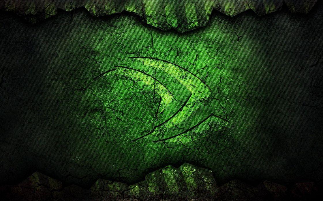 Nvidia-Technology-Green-Logo-1800x2880 wallpaper