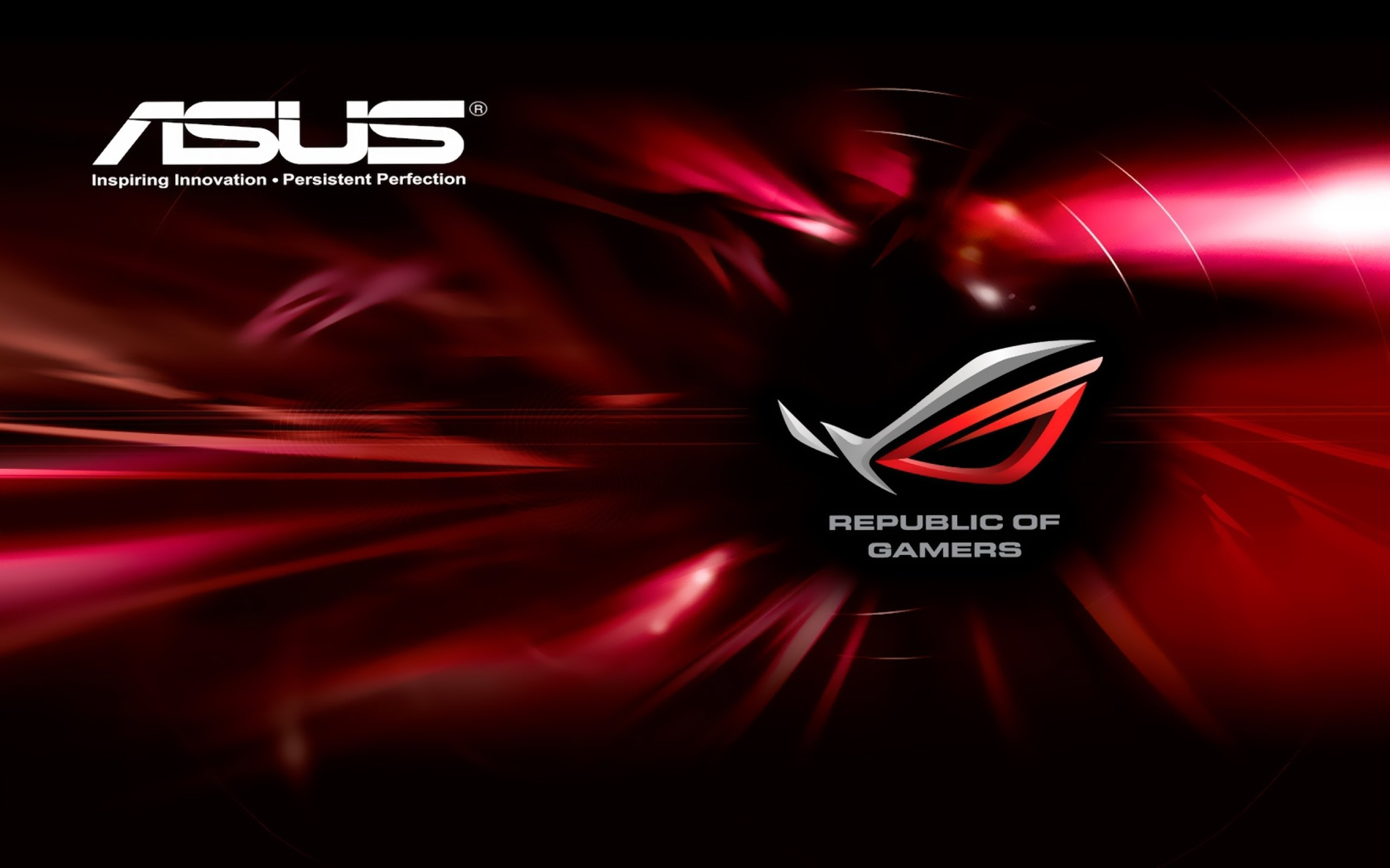asus red tecnology wallpaper - photo #11
