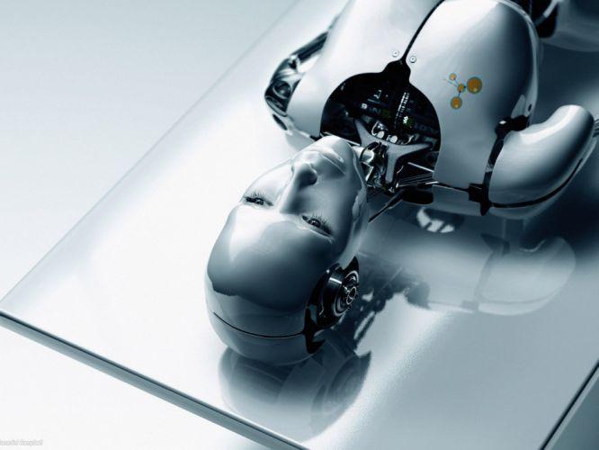 I Robot wallpaper
