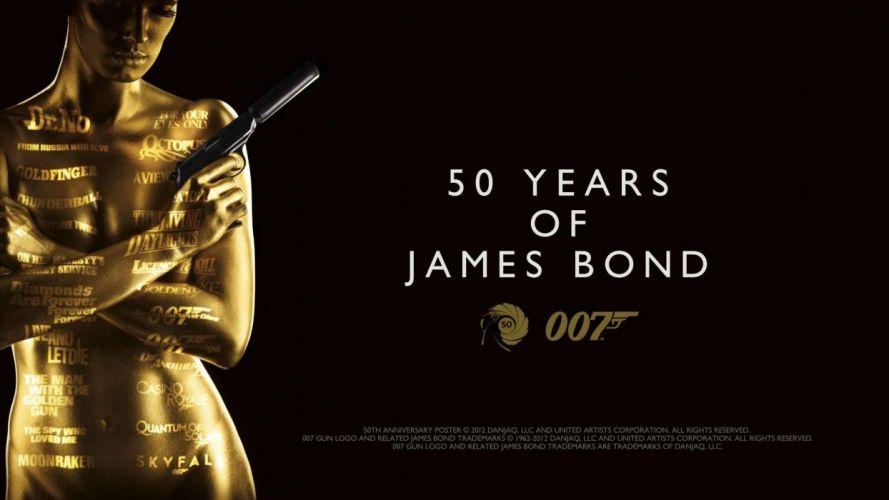 James Bond movies wallpaper