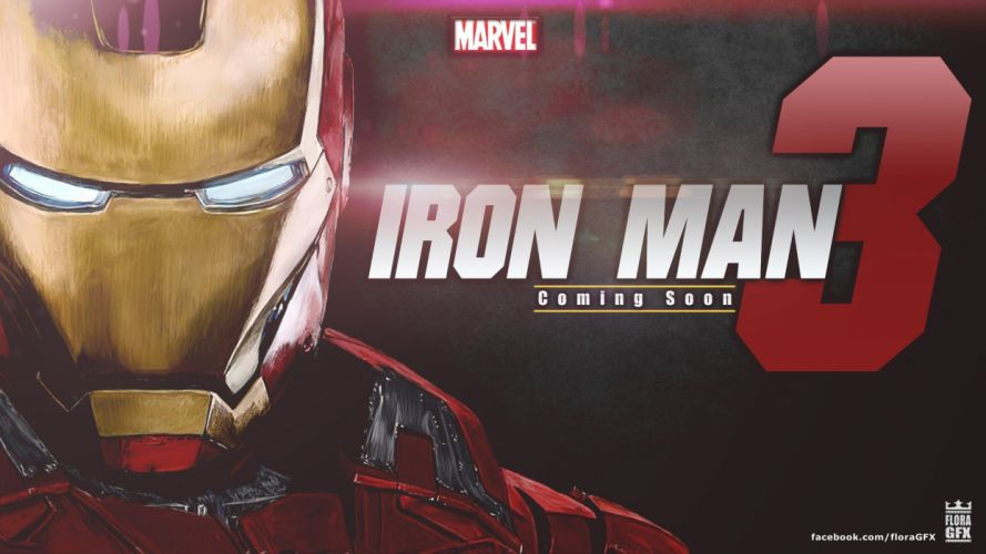 Iron Man 3 movies wallpaper