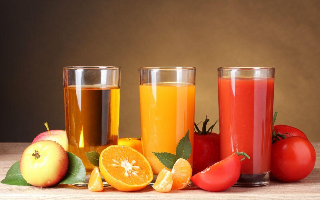drink computer wallpapers aple orange wallpaper