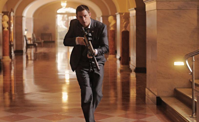 Movie White House Down Channing Tatum wallpaper