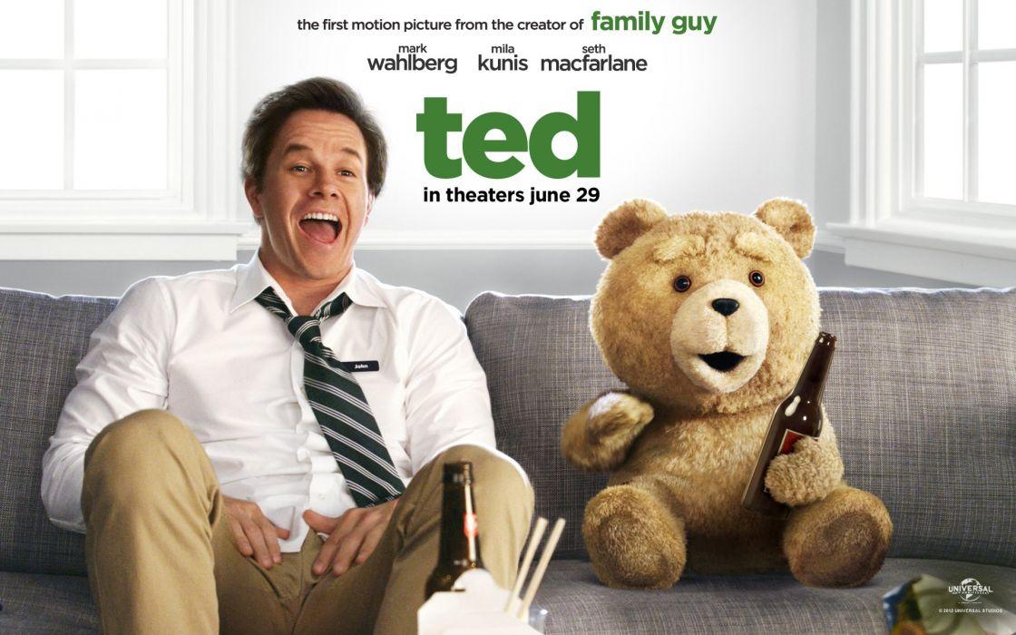 Movie Ted mark wahlberg wallpaper