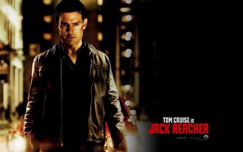 Movie Jack Reacher wallpaper
