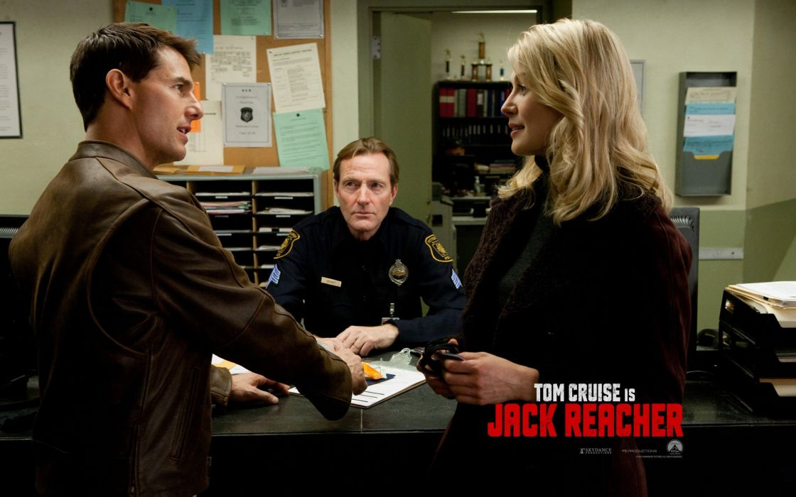 Movie Jack Reacher  wallpaper