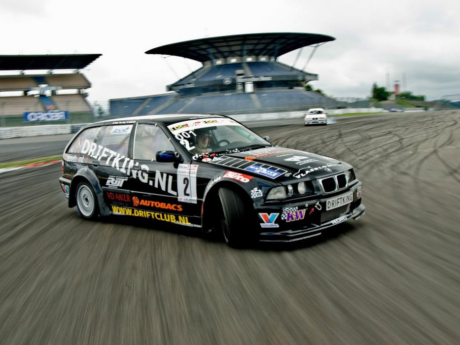 BMW cars drifting cars wallpaper