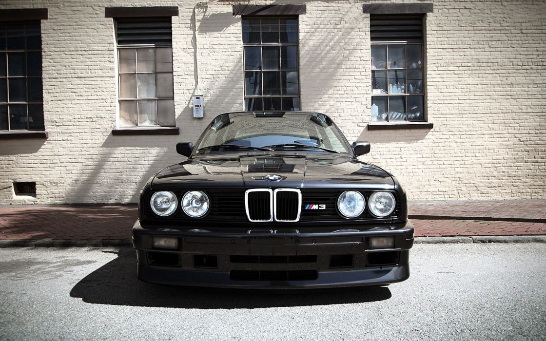 BMW wall cars BMW M3 BMW E30 wallpaper