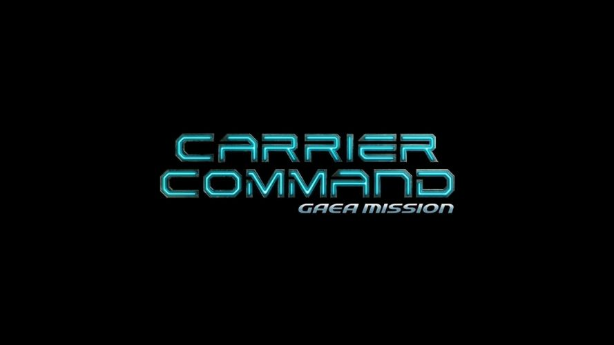 carrier command mission Carrier Command - Gaea Mission wallpaper