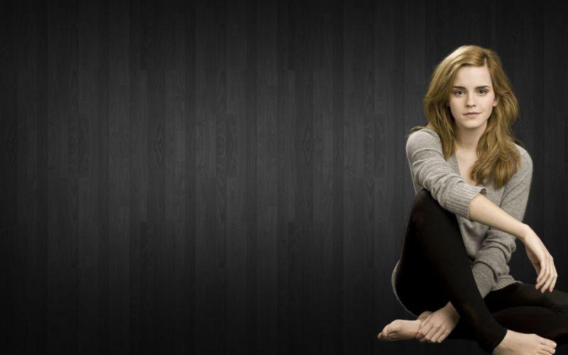 women Emma Watson wallpaper