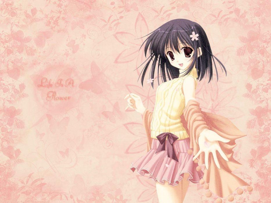anime girls Nanao Naru wallpaper